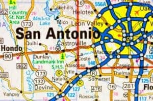 service to san antonio and surrounding areas